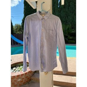 Casual Button Down Long Sleeve